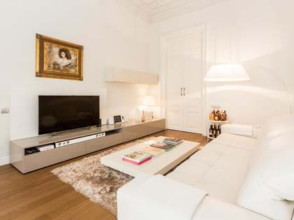 Exquisite furnished apartment for rent, Eixample