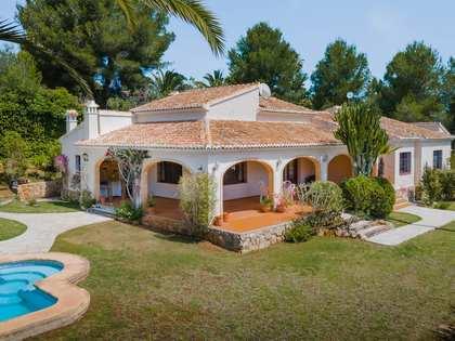 Casa / Villa de 273m² en venta en Jávea, Costa Blanca
