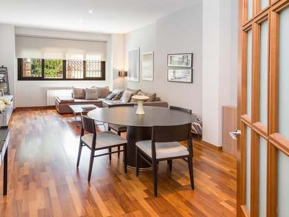 Duplex apartment for sale in Sant Just, Barcelona.