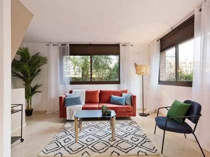 Appartamento di 93m² con 57m² terrazza in vendita a Sant Cugat