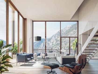 Appartamento di 124m² con 32m² terrazza in vendita a Escaldes