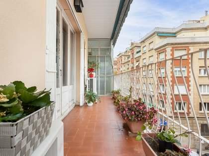 appartement van 119m² te koop met 8m² terras in Sant Gervasi - Galvany