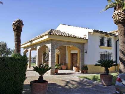 Equestrian property for sale near Cádiz