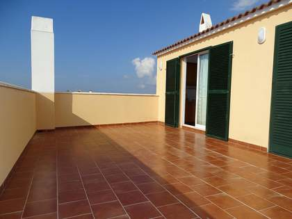 122m² Penthouse with 60m² terrace for sale in Ciudadela
