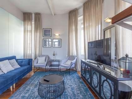 150m² Dachwohnung mit 40m² terrasse zur Miete in El Mercat