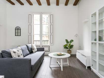 72 m² apartment for rent in the Gothic area, Barcelona