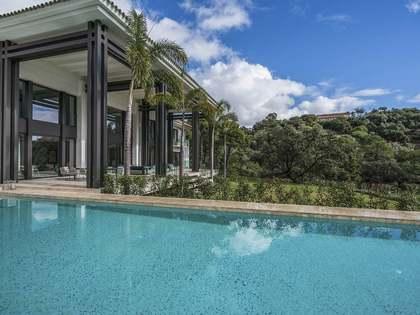 在 La Zagaleta, 马贝拉 1,800m² 出售 豪宅/别墅
