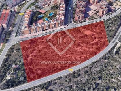 Terrain à bâtir de 35,000m² vente commerciale à Urb. de Llevant