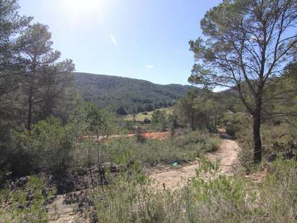 Building plot with licence and project for sale in Sant Josep