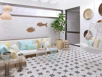Квартира 130m², 10m² террасa на продажу в Виланова и ла Жельтру