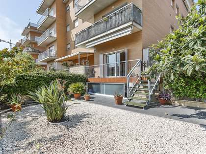 103m² Apartment with 96m² garden for sale in Vilanova i la Geltrú