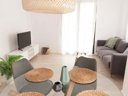 Appartement van 62m² te huur in La Seu, Valencia