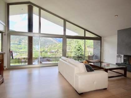 Penthouse de 200m² a louer à La Massana avec 20m² terrasse
