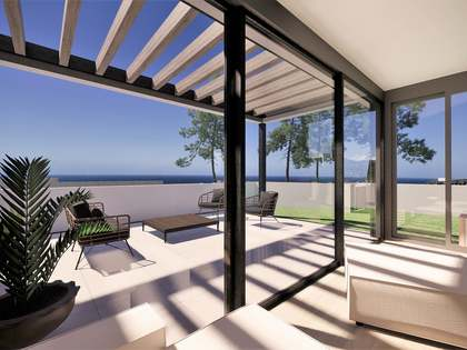 Квартира 109m², 38m² террасa на продажу в Torredembarra