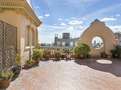 Duplex for rent on Ronda Sant Pere, Eixample Right
