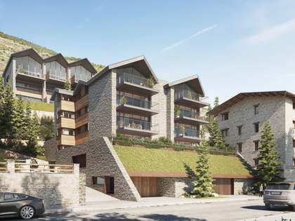 105m² Apartment with 37m² terrace for sale in Grandvalira Ski area