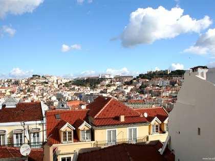 Top floor Lisbon City apartment for sale