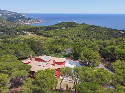 1,414m² House / Villa for sale in Llafranc / Calella / Tamariu