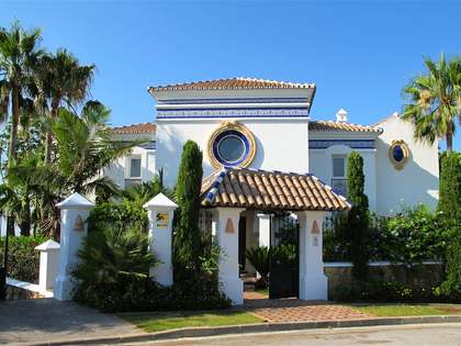 Villa de luxe en vente à Benahavís à Marbella