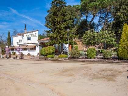 Загородный дом 452m² на продажу в Вальроманес, Маресме