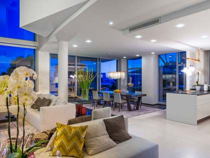 Stunning 4-bedroom apartments for sale in Sierra Blanca