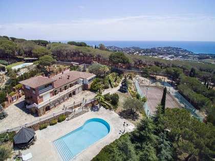 Furnished 5-bedroom house for rent in Sant Vicenç de Montalt