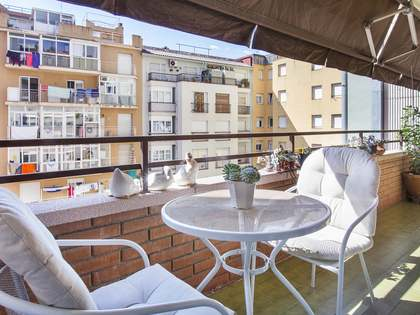 Appartamento di 84m² con 13m² terrazza in vendita a Gràcia