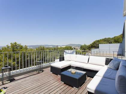 104m² apartment with 58m² terrace for sale in Mas d'en Serra