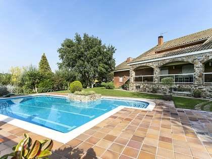 Casa unifamiliar de 7 dormitorios a la venta en Bellaterra