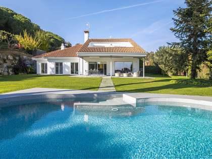 Villa de 502m² en venta en Sant Andreu de Llavaneres