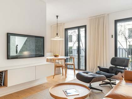 89m² Apartment for rent in Eixample Left, Barcelona