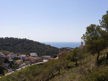 936m² Plot for sale in Quint Mar area, Sitges