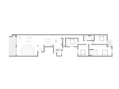 Piso con 12 m² de terraza en venta en El Pla del Remei
