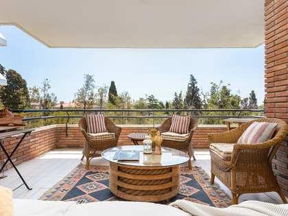Квартира 242m², 14m² террасa на продажу в Сан Жерваси - Ла Бонанова