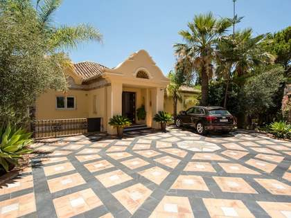 5-bedroom golf villa for sale, Las Brisas, Nueva Andalucia