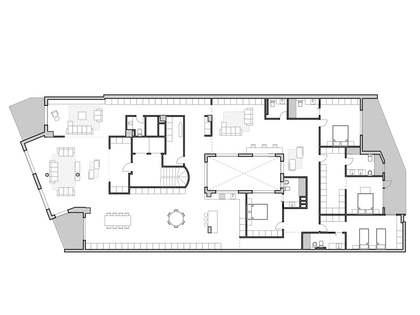 Piso de 500m² con terrazas en venta en Pla del Remei