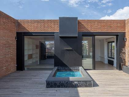 195m² penthouse with 75m² terrace for sale in Tres Torres