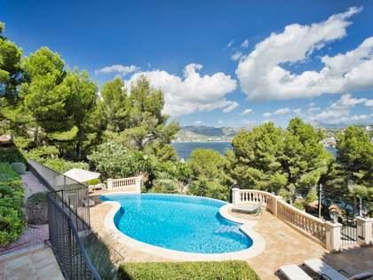 Роскошная вилла в продаже на Майорке - элитная недвижимость в Испании от Lucas Fox