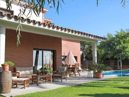 Купить дом на побережье Маресме в продаже - элитная недвижимость в Испании от Lucas Fox