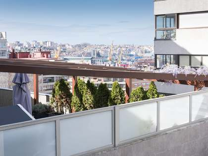 225m² Penthouse with 70m² terrace for sale in Vigo, Galicia