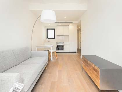 Pis de 50m² en lloguer a Poble-Sec, Barcelona