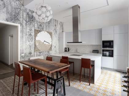 Квартира 171m², 20m² террасa на продажу в Правый Эшампле