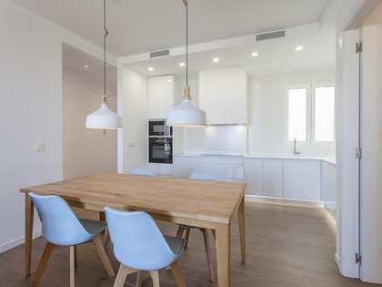 100m² Apartment with 35m² terrace for rent in Playa de la Malvarrosa