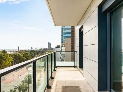89 m² apartment with 9 m² terrace for sale in Poblenou
