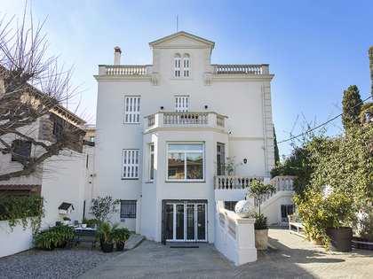 Luxury property for sale in Barcelona, Bonanova district