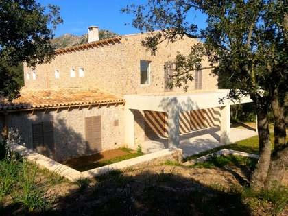 Newly built family home for sale in Artà, East Mallorca
