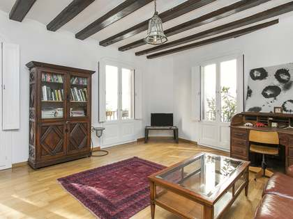 130 m² apartment for rent in the Gothic area, Barcelona