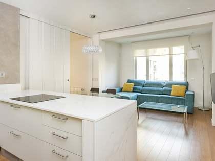 Квартира 90m² аренда в Правый Эшампле, Барселона