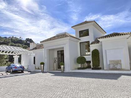 722m² House / Villa with 137m² terrace for sale in La Zagaleta