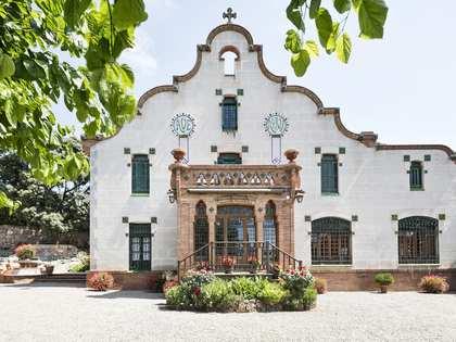 Hotel-boutique de 1,898 m² en venta en Sant Cugat